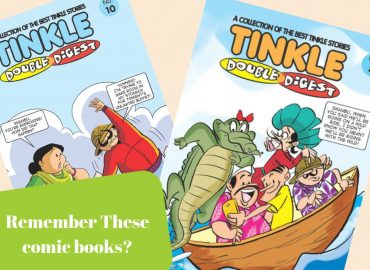 Nostalgia: Tinkle Stories Read Online