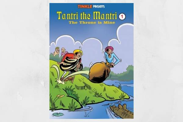 tinkle story book to read