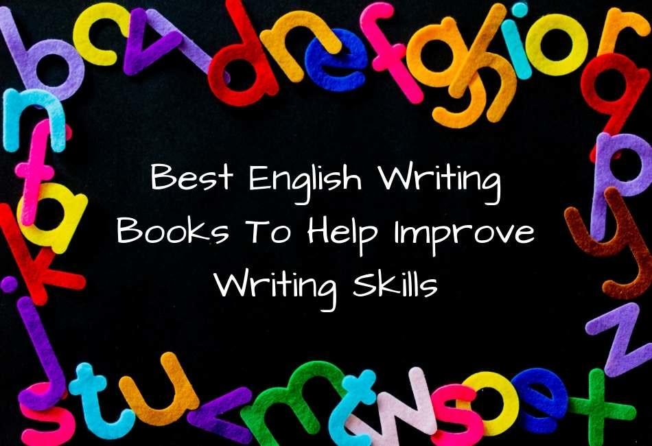 Best English Writing Skills Books