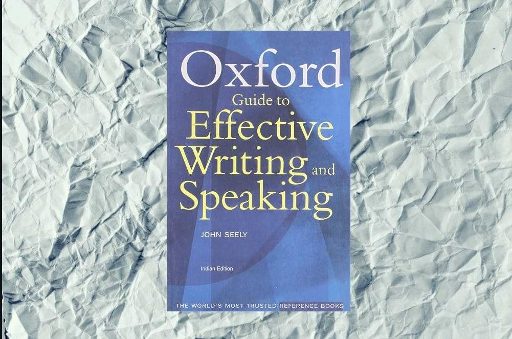 english study book of writing skills