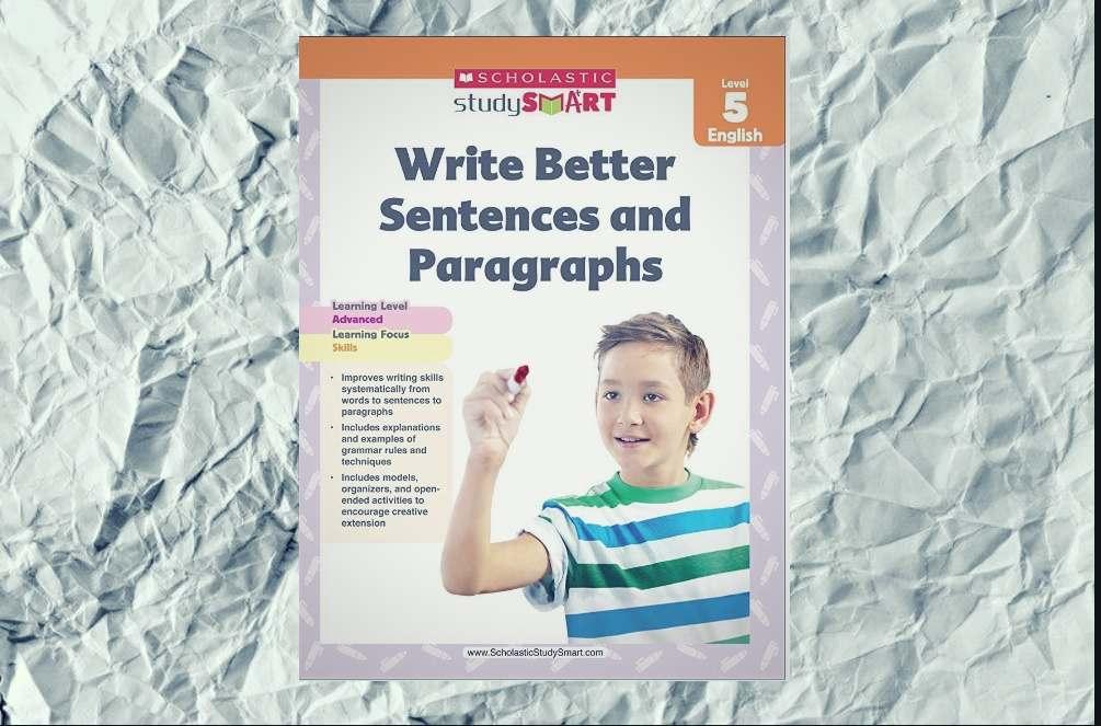 english writing skills books free download