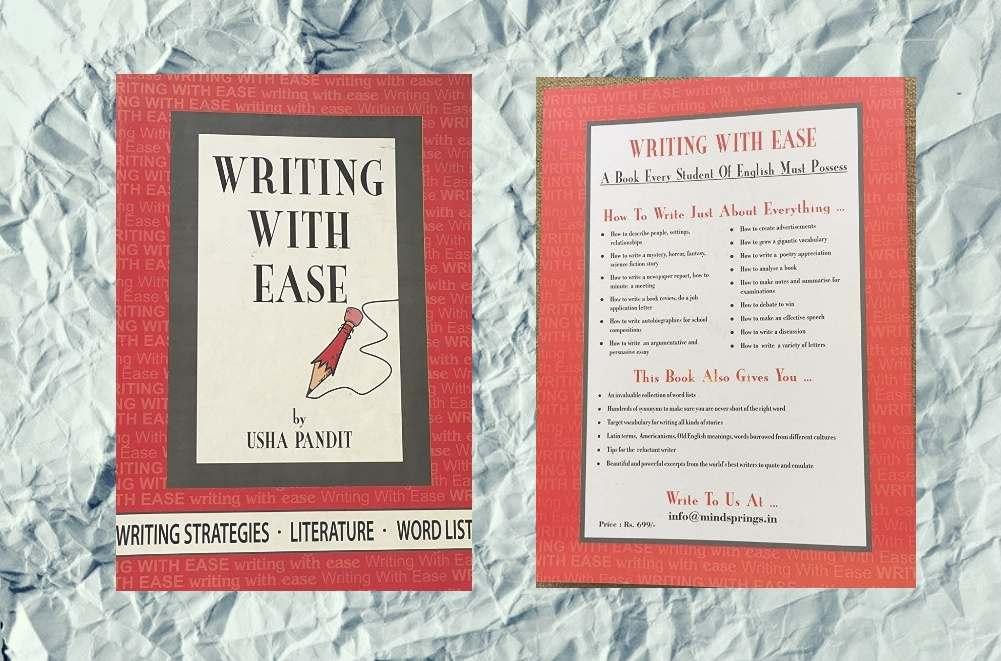 english writing skills books pdf