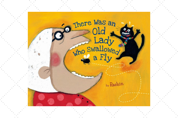 Lady Who Swallowed A Fly