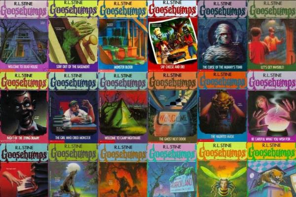 Goosebumps Series