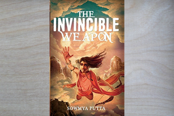 The Invincible Weapon by author Sowmya Putta