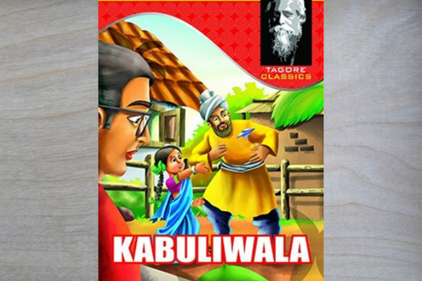 Rabindranath Tagore Books Kabuliwala