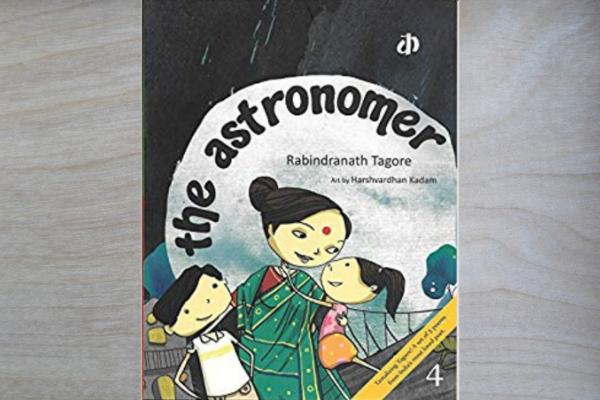 Rabindranath Tagore Books Astronomer