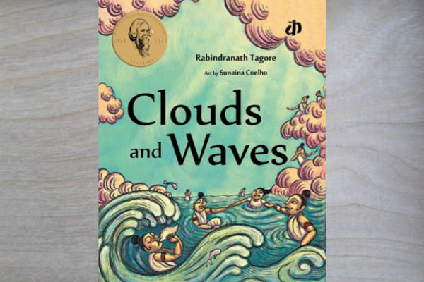 Rabindranath Tagore Books clouds and waves
