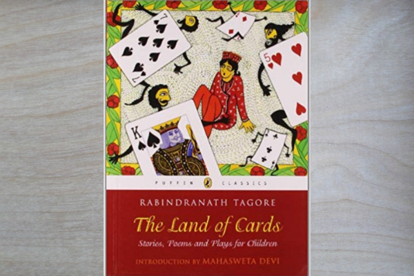 Rabindranath Tagore Book The land of cards