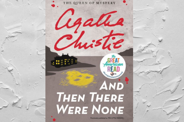Agatha Christie Mystery Books And Then There Were None