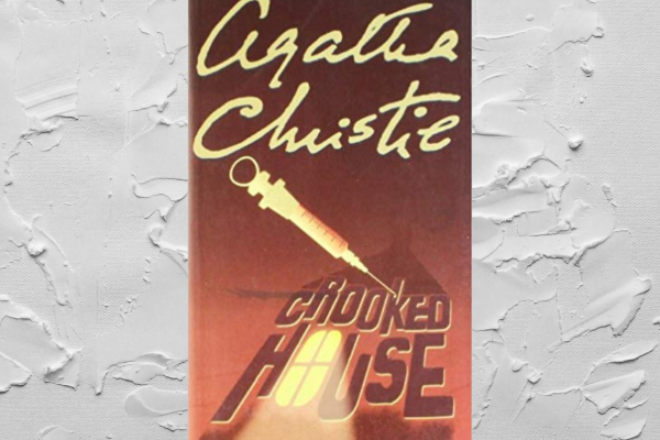 Agatha Christie Mystery Books Crooked House