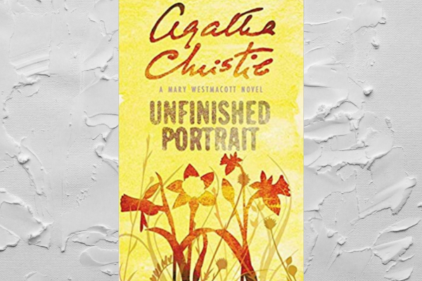 Agatha Christie Mystery Books Unfinished Portrait