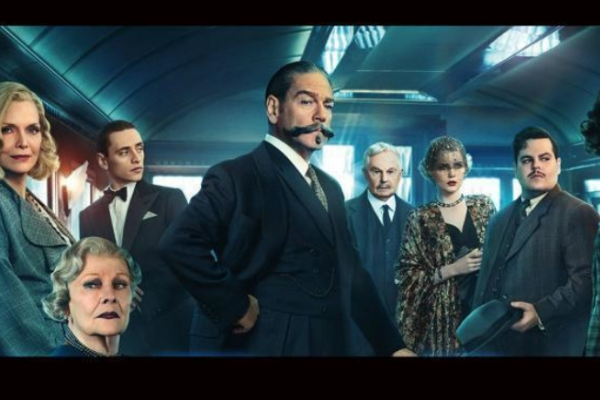 Murder on the orient express movie Agatha Christie