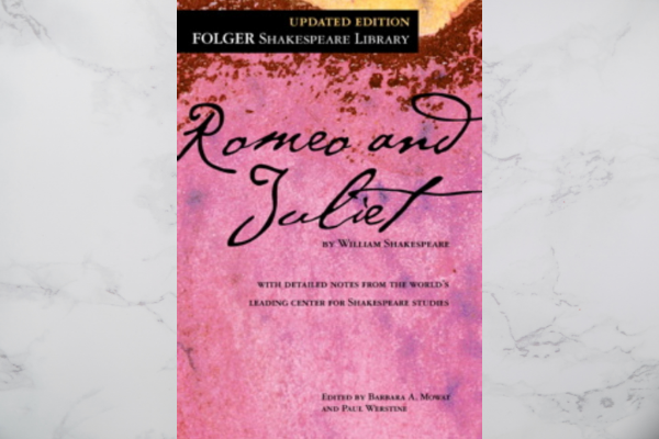 William Shakespeare books Romeo and Juliet