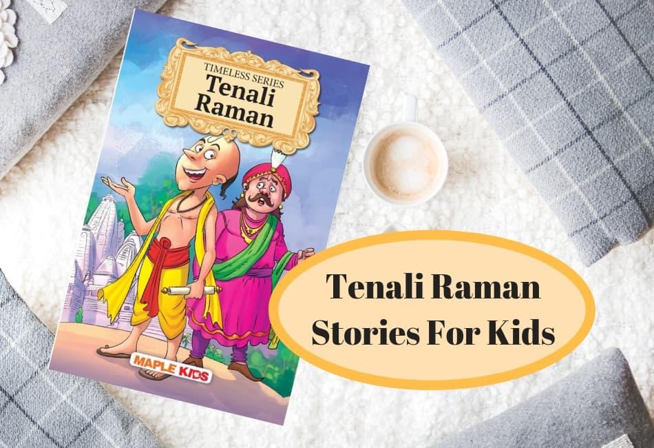 Tenali Raman Stories In English For Kids