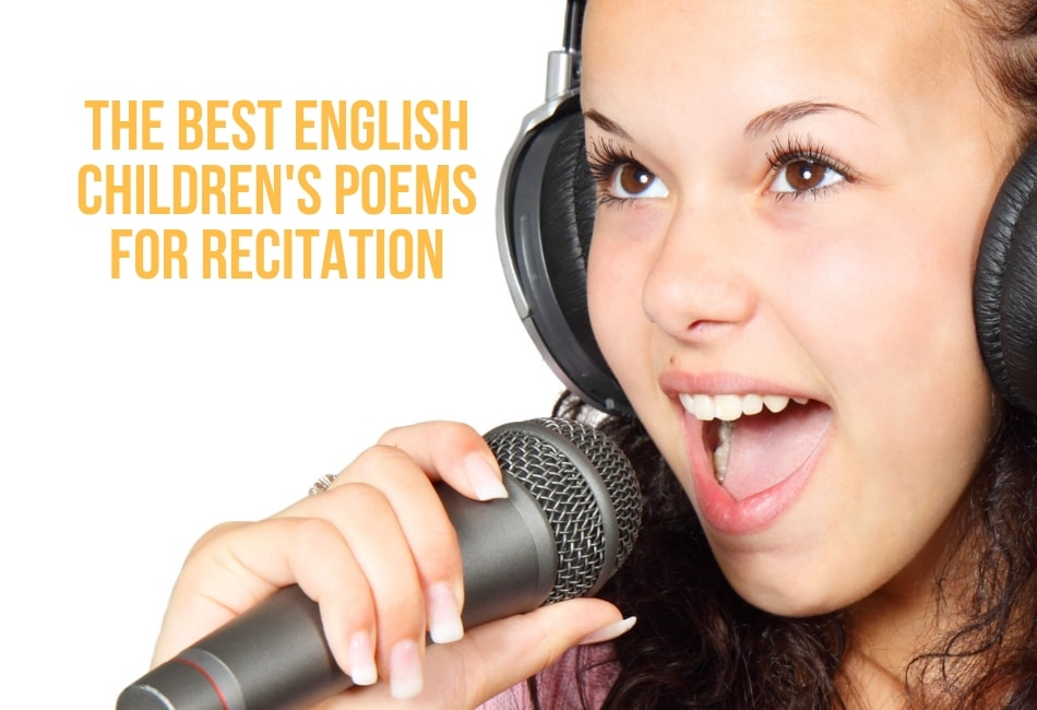 A Guide To Choosing The Best English Poems For Recitation