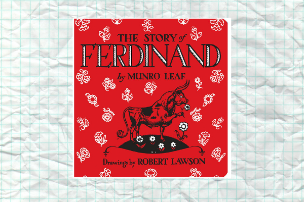 The Story of Ferdinand by author Munro Leaf