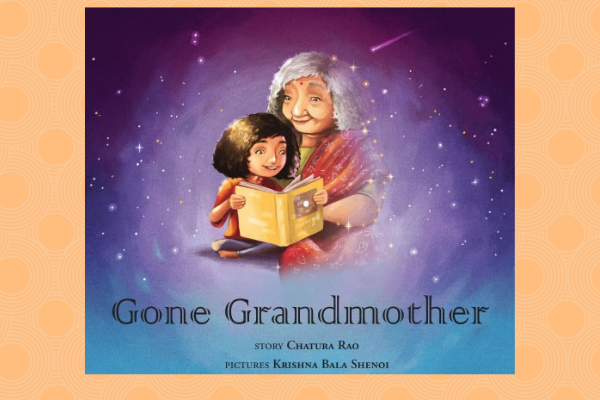 gone grandmother book