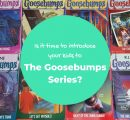Classic Mystery Books For Kids: The Goosebumps Series