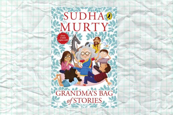 sudha murty grandmas bag of stories