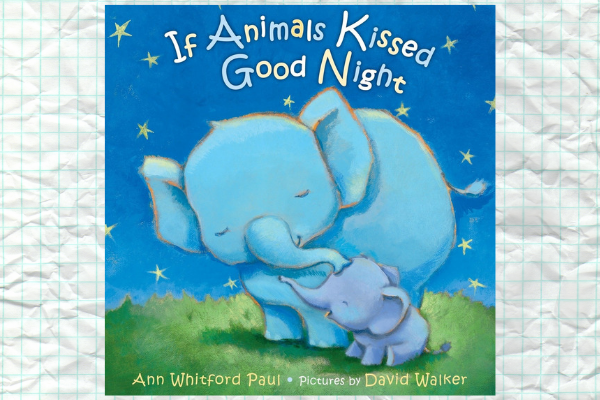 if animals kissed Bedtime Stories For Kids