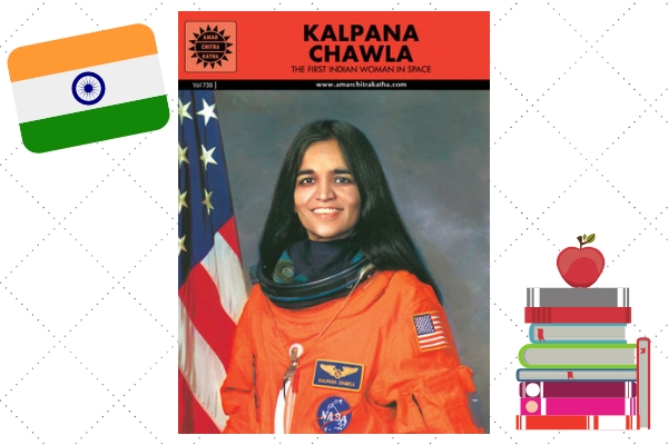 indian heroes and role models Kalpana Chawla