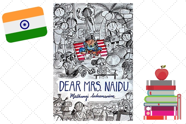 Dear Mrs. Naidu, by author Mathangi Subramanian