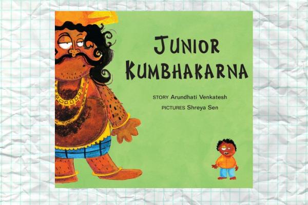 Bedtime stories for kids junior kumbhakarna