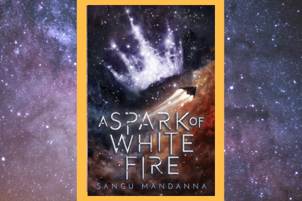 space books for kids a spark of white fire