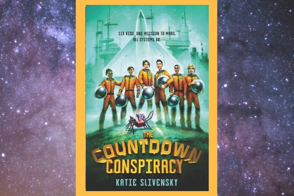 space books for kids countdown conspiracy