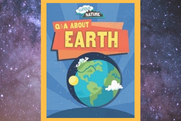 space books for kids earth