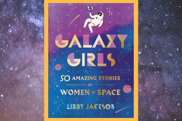 space books for kids galaxy girls