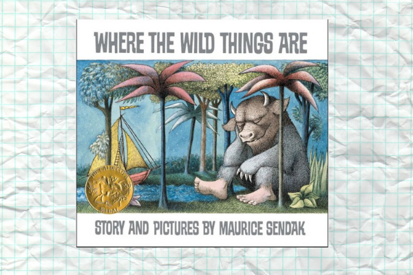 bedtime stores for kids Where the Wild Things are by Maurice Sendak