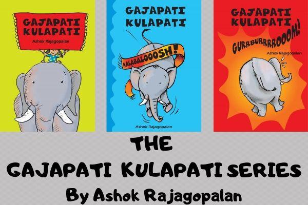 Children's book characters Gajapati Kulapati