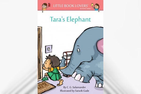 Tara's Elephant by CG Salamander