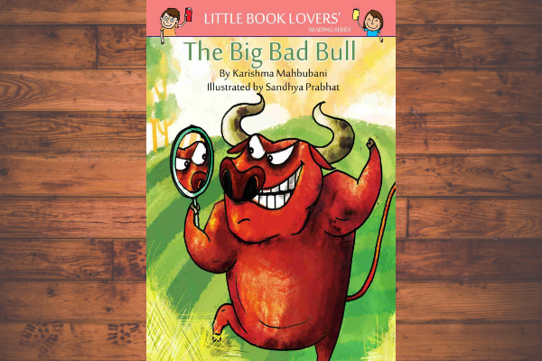 The Big Bad Bull Book