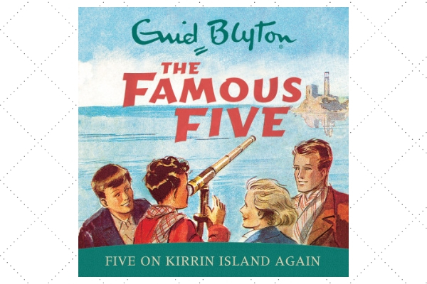 George The Famous Five Books