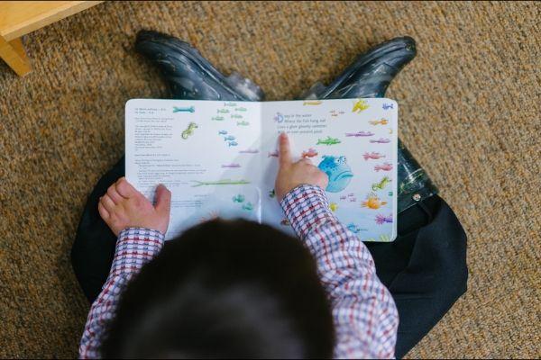 reading triggers curiosity in children