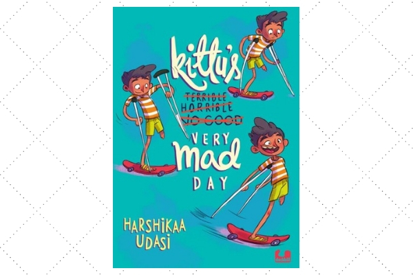 Kittu's Very Mad Day book