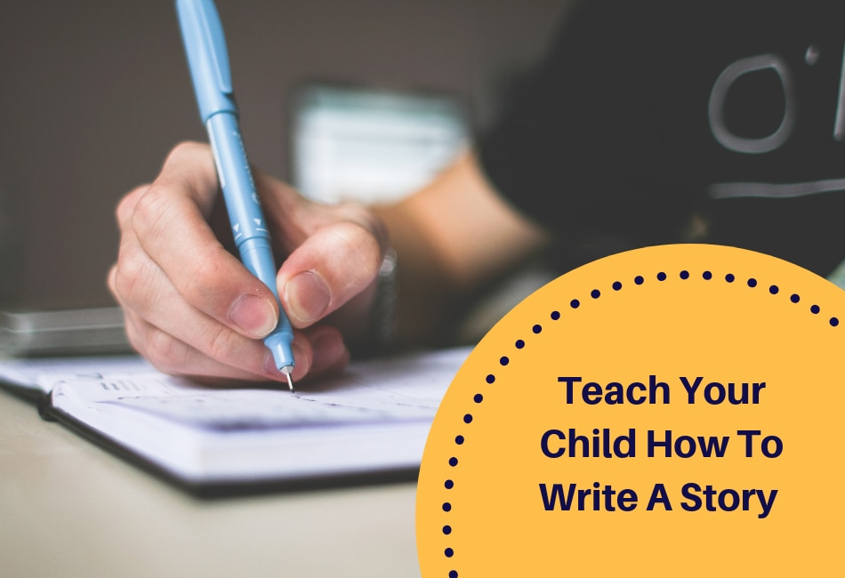 5 Steps To Start Your Child on Short Story Writing