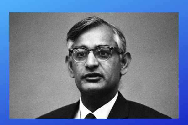 Indian Nobel prize winner Har Gobind Khurana