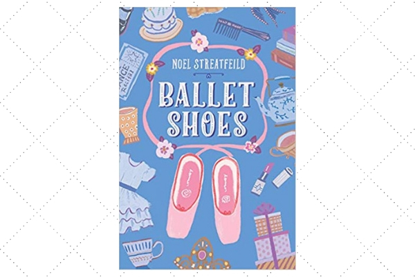 JK Rowling Recommends Ballet Shoes by Author Noel Stretfeild