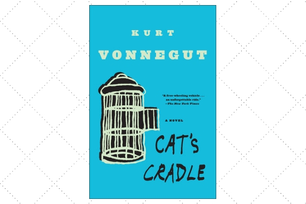 Cat's Cradle by author Kurt Vonnegut Jr