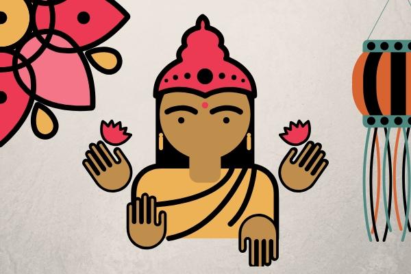 Day Three is Lakshmi Puja