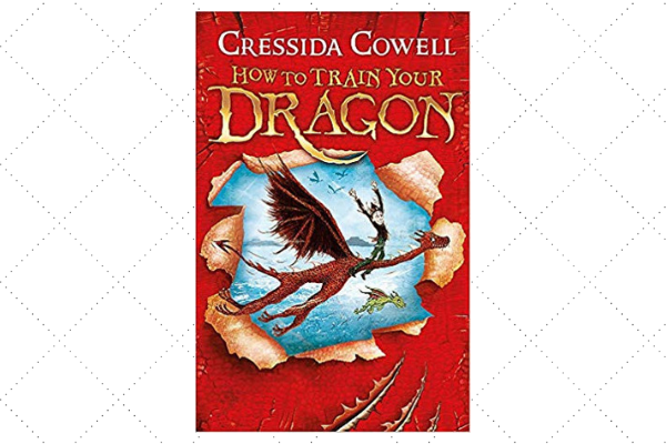 How to Train Your Dragon by Author Cressida