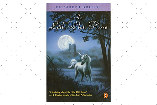 The Little White Horse by author Elizabeth Goudge