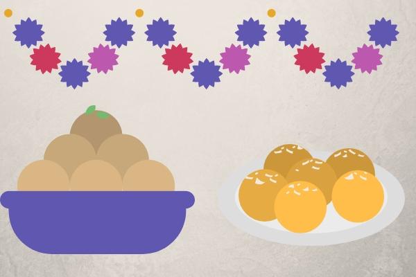 Special Diwali Food for kids