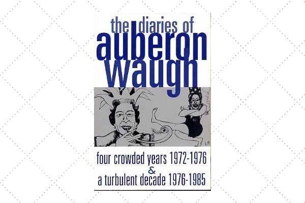 JK Rowling Recommends The Diaries of Auberon Waugh