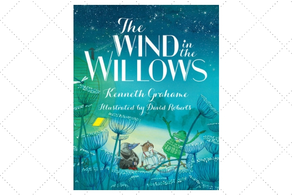 JK Rowling Recommends The Wind in the Willows by author Kenneth Grahame