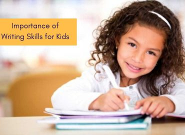 Importance of Writing Skills for Children